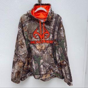 RealTree camo hoodie 3XL camouflage sweatshirt